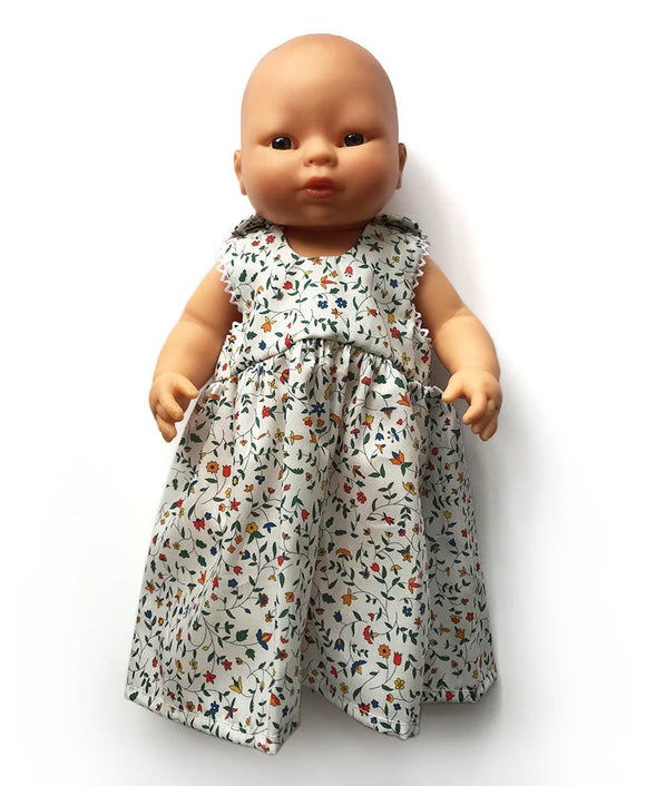 Pretty Wild Kids - Jessie Dolls Dress - Summer VInes
