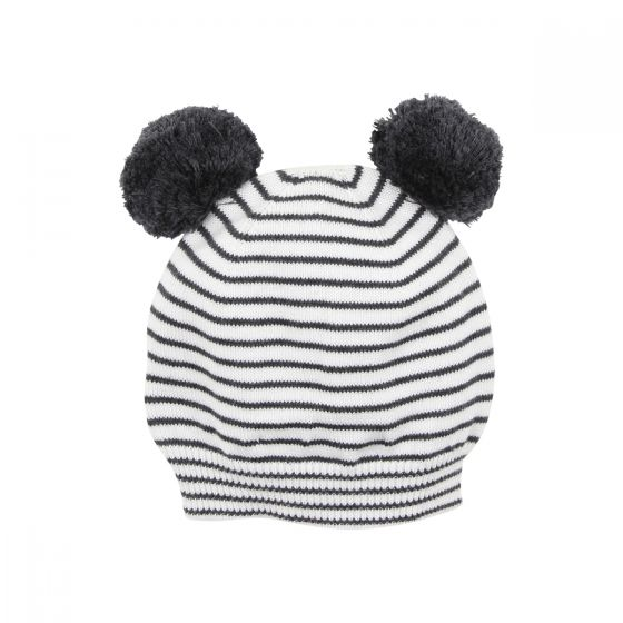 Bebe - Sheep Stripe Knit Beanie