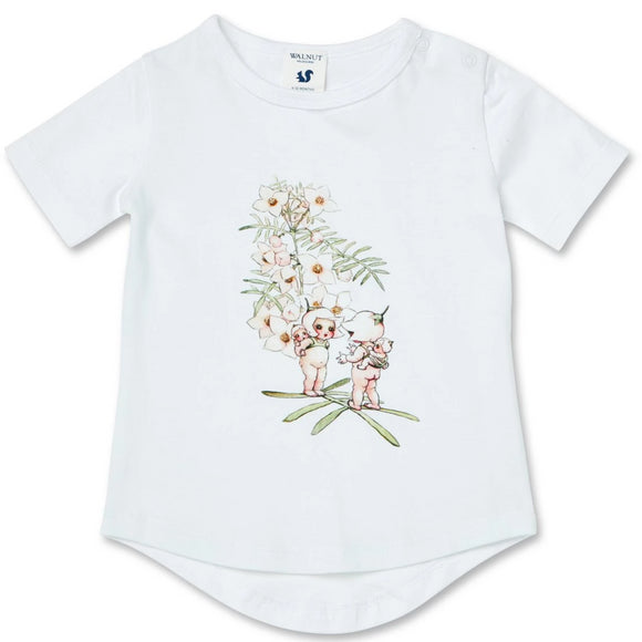 Walnut Baby - May Gibbs - Frankie Tee Boronia
