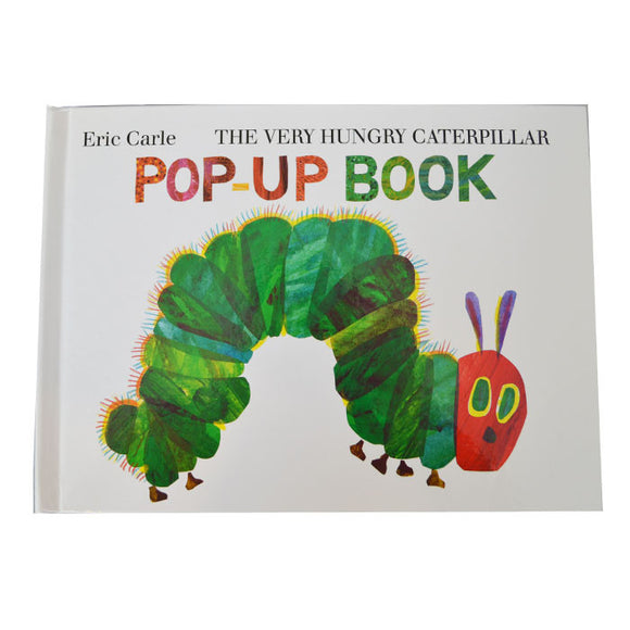The Very Hungry Caterpillar - Pop-Up Book