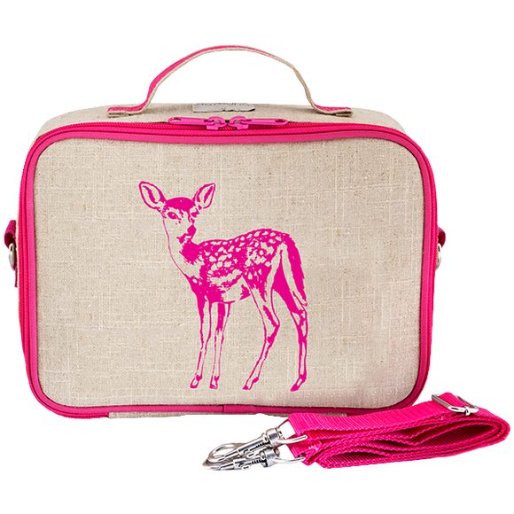 Lunch Cooler - Pink Fawn