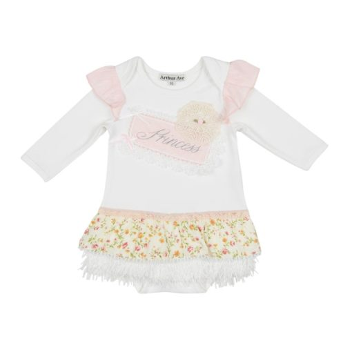 Arthur Ave - Princess Long Sleeve Onesie