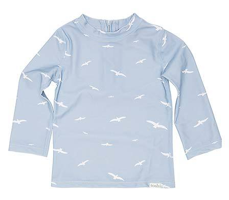 Toshi  -  Swim Long Sleeve Rashie  - Bondi Beach