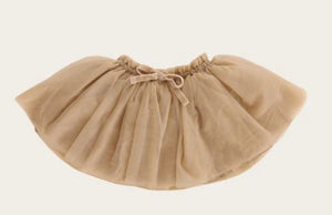 Jamie Kay - Carousel Collection - Soft Tulle Skirt - Champagne