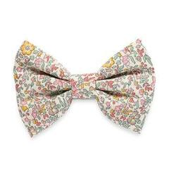 Pretty WIld Kids - Georgie Bow Hair Clip - Spring Flowers