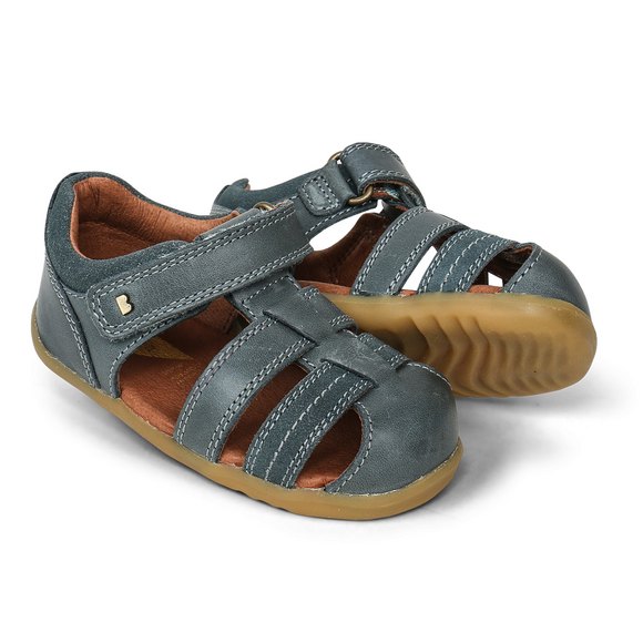 Bobux - Step Up - Roam Sandal - Slate