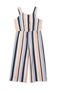 Milky - Stripe Playsuit