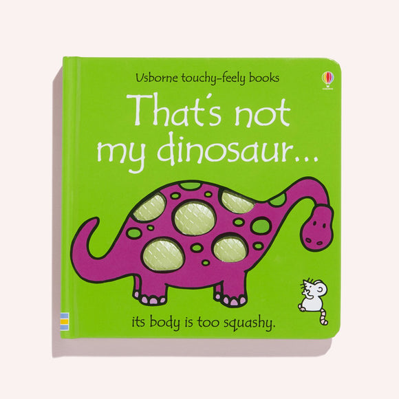 That's Not My Dinosaur - Touch & Feel Board Book