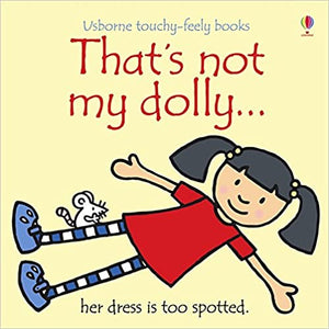That's Not My Dolly - Touch & Feel Board Book