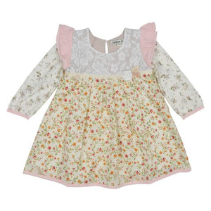 Arthur Ave - Tiny Rose Lace Play Dress