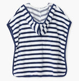 Hatley - Nautical Stripe Terry Cover-Up