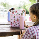 MontiiCo - Insulated Lunch Bag - Princess