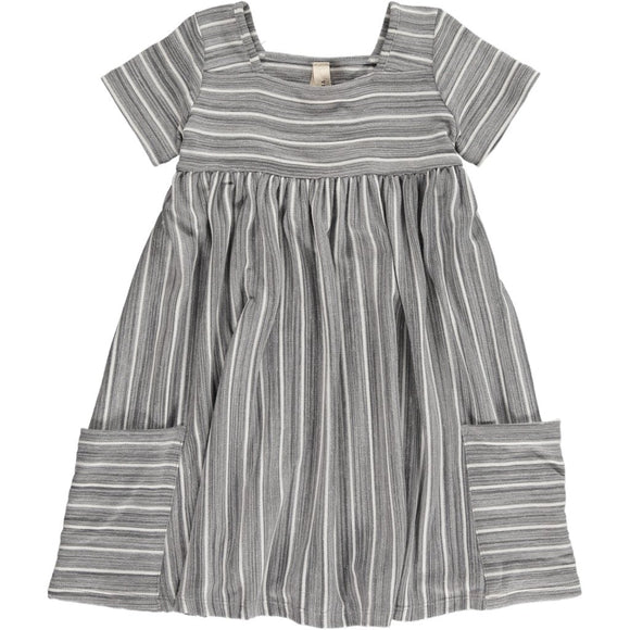 Vignette - Rylie Dress - Charcoal