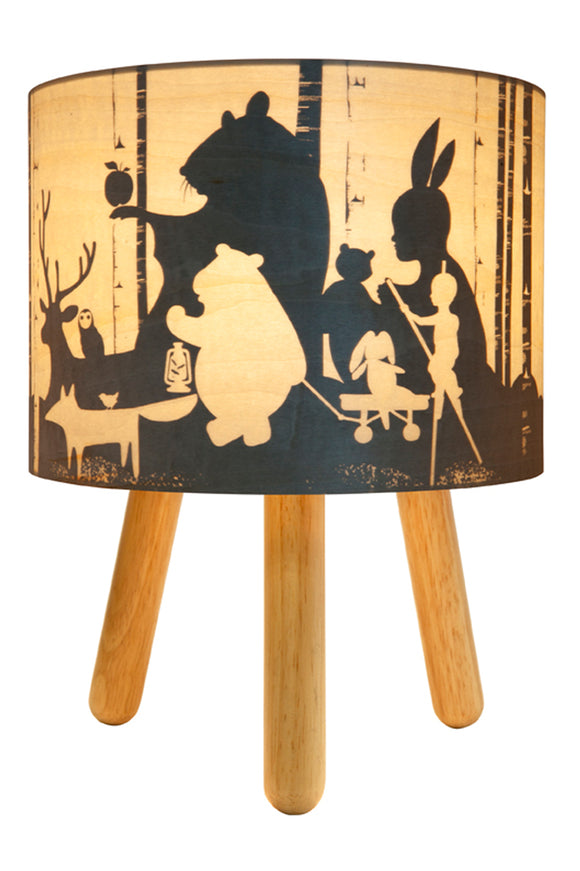 Table Lamp - Wild Imagination - PRE-ORDER (Due End Sept)