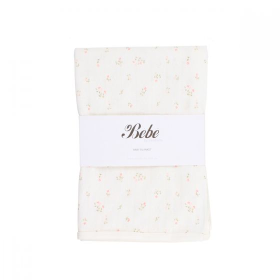 Bebe - Maggie Floral Pointelle Wrap