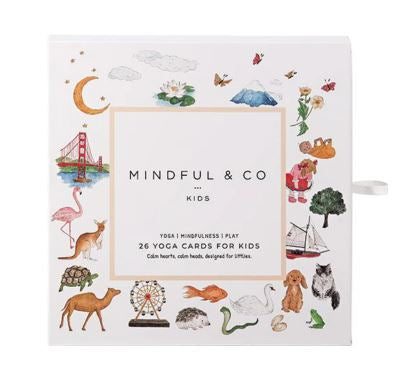 Mindful & Co Kids - 26 Yoga Cards for Kids