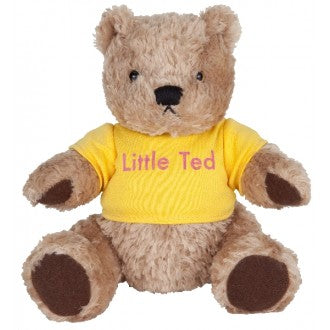 Play School - Little Ted Beanie Plush 18cm