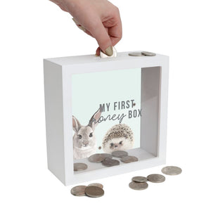 Money Box - Babies First