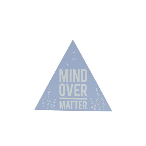 Wooden Shelfie - Mind Over Matter