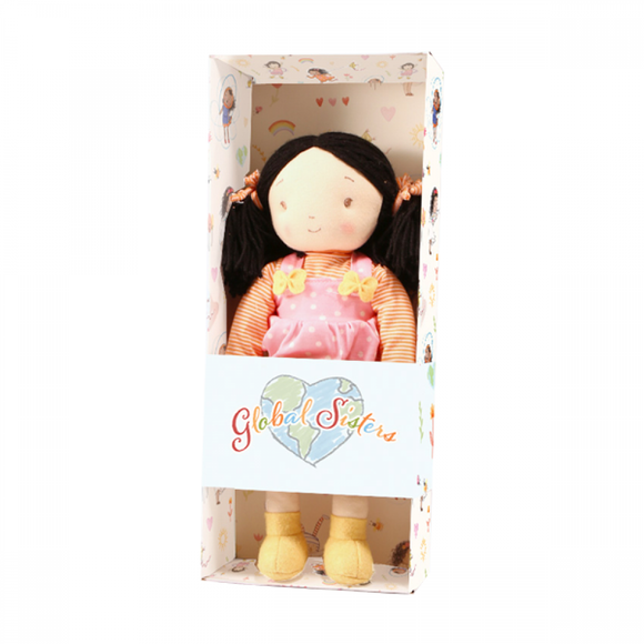 Global Sister - Soft Doll - Akira