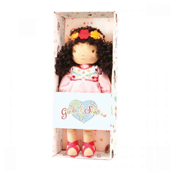Global Sister - Soft Doll - Araceli