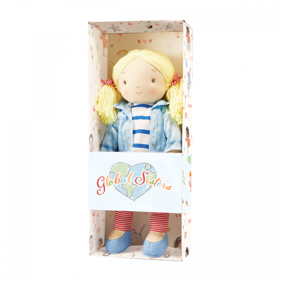 Global Sister - Soft Doll - Cassie