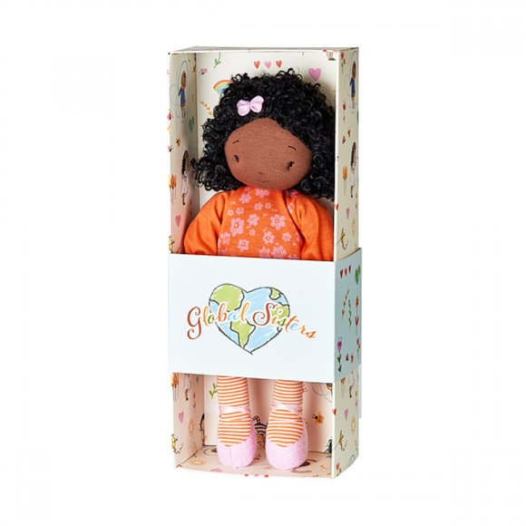 Global Sister - Soft Doll - Hayley