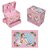 Jewellery Box - Ballerina Deluxe