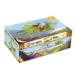 Jewellery Box - Dragons World
