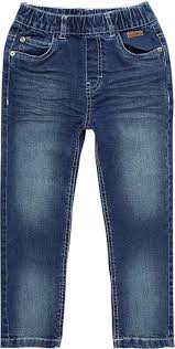Boboli - Denim Jeans with Elasticated Waist