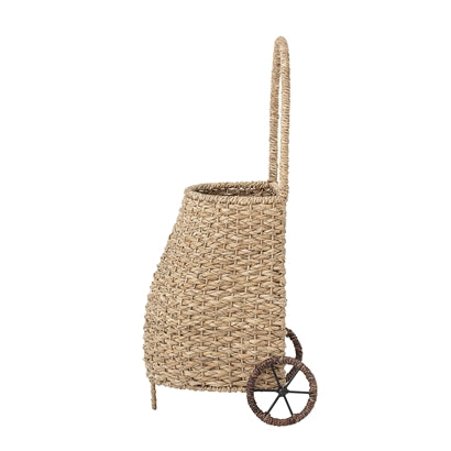 Bloomingville Trolley- Rattan