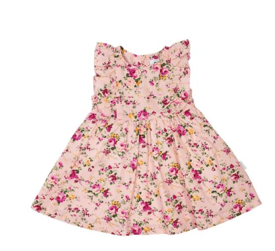 Korango - Fifties Floral Party Dress