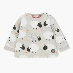 Boboli - Fleecy Sheep Sweatshirt