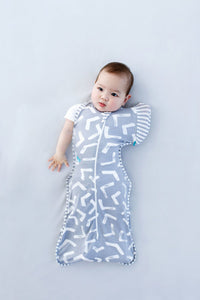 Love to Dream - Swaddle Up 50/50 Bamboo 1 TOG - Memphis