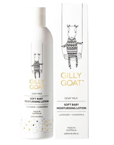 Gilly Goat - Soft Baby Moisture Lotion 250ml