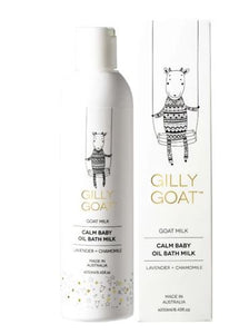 Gilly Goat - Calm Baby Oil Bath Milk 250ml