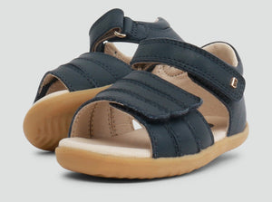 Bobux - Step Up - Hampton Sandal - Navy