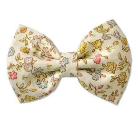 Pretty WIld Kids - Georgie Bow Hair Clip - Danish Floral
