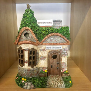 Solar Power Fairy House - Tooth Fairy School