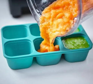 Marcus & Marcus - Food Cube Tray - Green