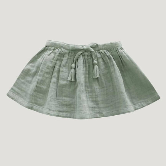 Jamie Kay Maple Drop 2 - Lace Hazel Skirt - Sage