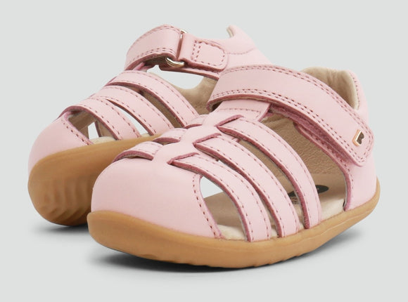 Bobux - Step Up - Jump Sandal - Seashell Pink
