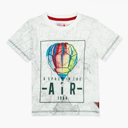 Boboli - Geo Hot Air Balloon Tee