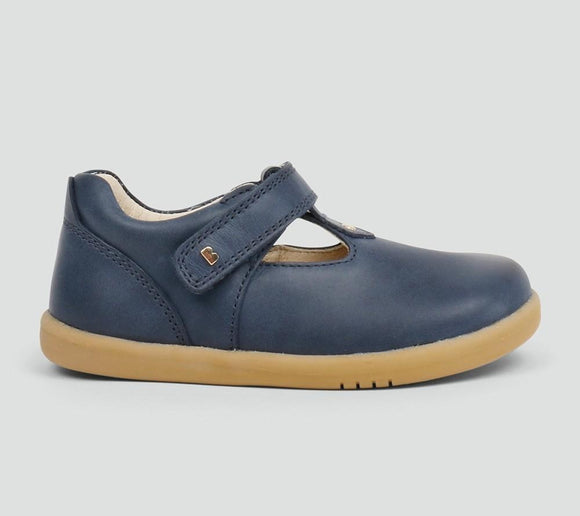 Bobux - Step Up - Louise T Bar - Navy