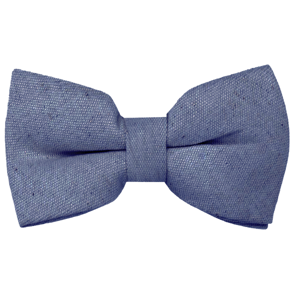 Love Henry - Bow Tie - Chambray