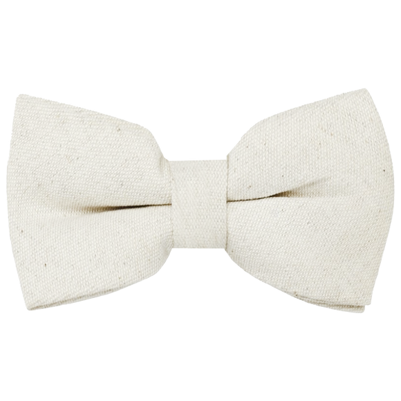 Love Henry - Bow Tie - White