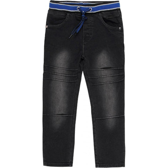Boboli - Denim Stretch Pants