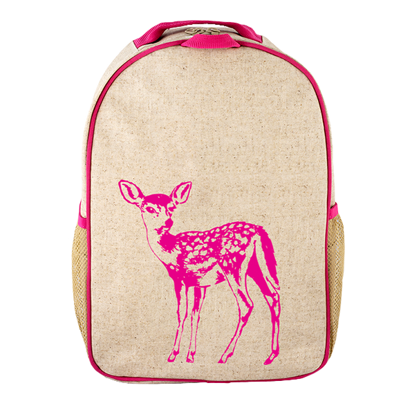 Toddler Backpack - Pink Fawn