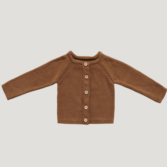 Jamie Kay Maple Drop 2 - Cardigan - Camel