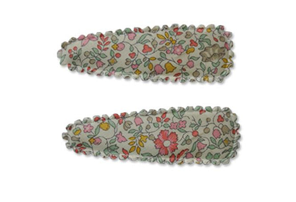 Pretty WIld Kids - Polly Twin Snap Clips - Spring Flowers
